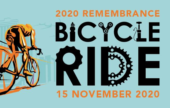 2020 Remembrance Bicycle Ride