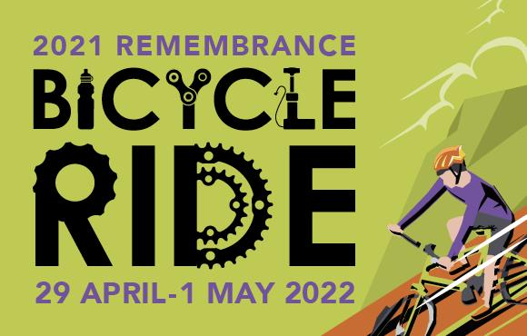 The 2021 Remembrance Bicycle Ride